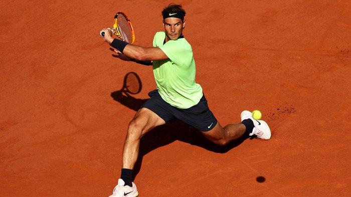 Djokovic thoát hiểm, Nadal thuyết phục đi tiếp ở vòng 4 Roland Garros - Ảnh 11.