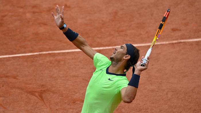Djokovic thoát hiểm, Nadal thuyết phục đi tiếp ở vòng 4 Roland Garros - Ảnh 13.