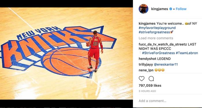 Có thể bạn đã biết: LeBron James là cầu thủ bị ghét nhất trên MXH - Ảnh 3.