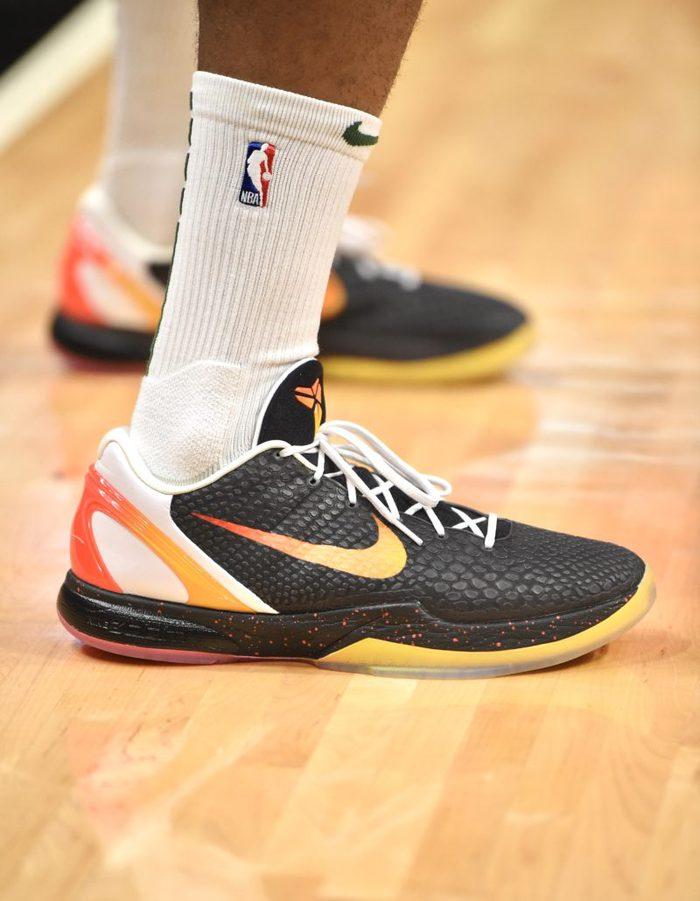 Ông hoàng sneaker PJ Tucker tiếp tục chơi trội tại chung kết NBA - Ảnh 5.