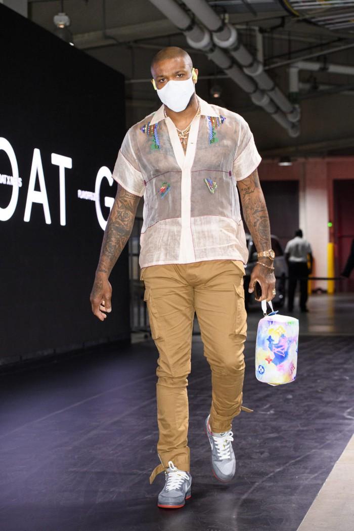 Ông hoàng sneaker PJ Tucker tiếp tục chơi trội tại chung kết NBA - Ảnh 4.