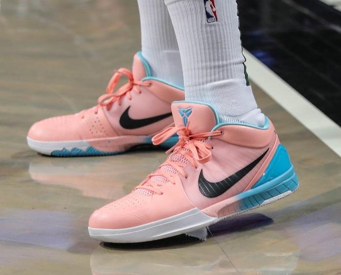 Ông hoàng sneaker PJ Tucker tiếp tục chơi trội tại chung kết NBA - Ảnh 6.
