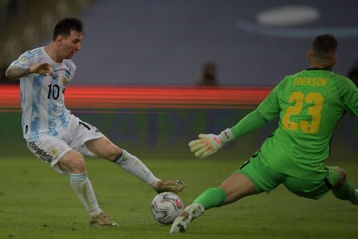 Hạ gục Brazil, Messi và đồng đội vô địch Copa America - Ảnh 7.