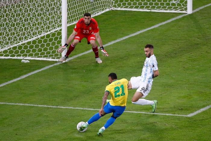 Hạ gục Brazil, Messi và đồng đội vô địch Copa America - Ảnh 6.