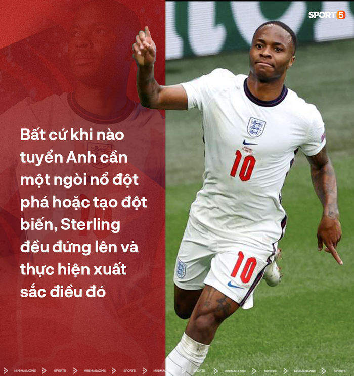Đạp lên dư luận, Raheem Sterling đứng trước cơ hội trở thành anh hùng dân tộc - Ảnh 9.
