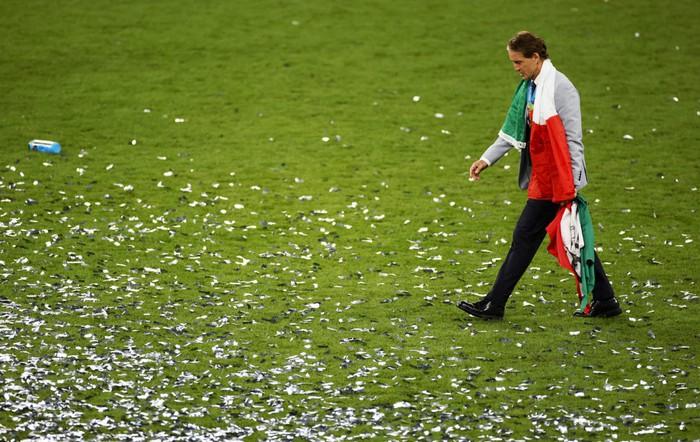 Roberto Mancini và hành trình
