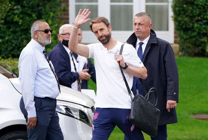 Tuyển Anh chính thức giải tán sau Euro 2020 - Ảnh 1.