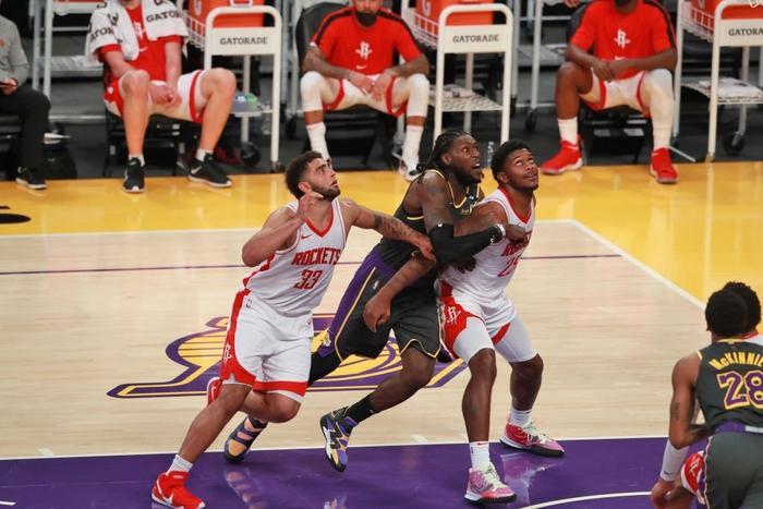 Tương lai của Montrezl Harrell liệu có còn gắn bó với Los Angeles Lakers? - Ảnh 3.