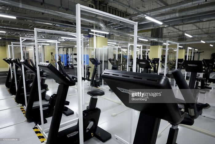 Làng vận động viên của Olympic Tokyo 2021 mở cửa trong ảm đạm - Ảnh 8.