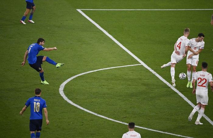 Những phát hiện thú vị nhất tại Euro 2020 - Ảnh 1.