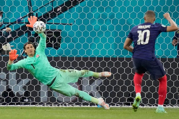 Những phát hiện thú vị nhất tại Euro 2020 - Ảnh 4.