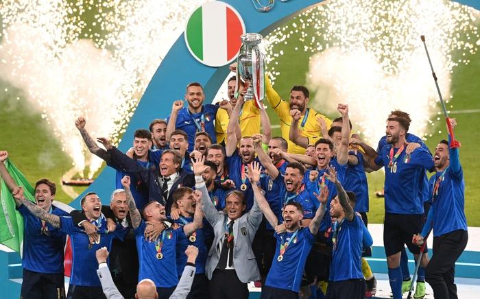 Toàn bộ tiền thưởng sau Euro của tuyển Italy sẽ được dùng cho mục đích từ thiện - Ảnh 3.