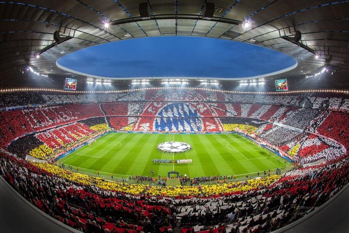 UEFA công bố sân vận động diễn ra trận chung kết Champions League, Europa League 4 mùa giải tiếp theo - Ảnh 4.