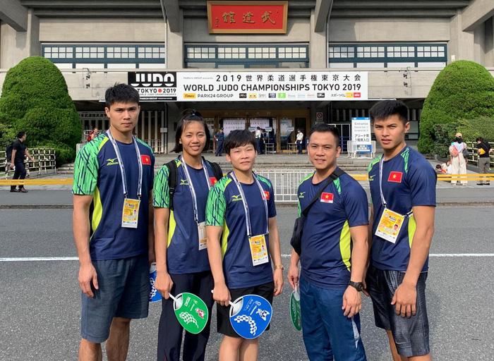 Tấm vé dự Olympic của Judo Việt Nam không hề may mắn, đặt mục tiêu đi xa nhất có thể - Ảnh 1.