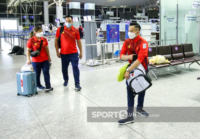VĐV Việt Nam bị giấu hộ chiếu, hú hồn trước giờ bay đến Olympic Tokyo 2020 - Ảnh 1.