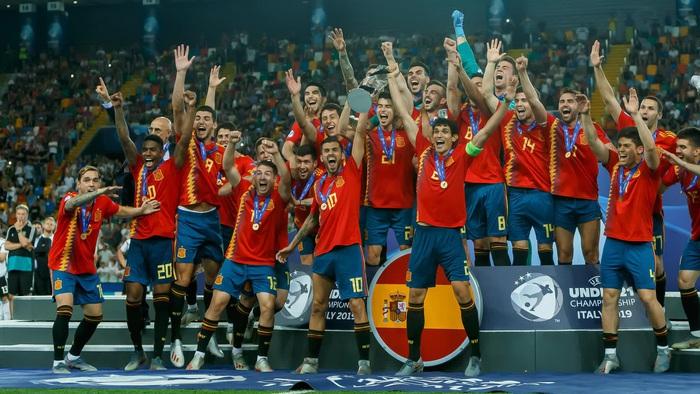 Olympic Tây Ban Nha: ứng cử viên số 1 cho tấm huy chương vàng - Ảnh 1.