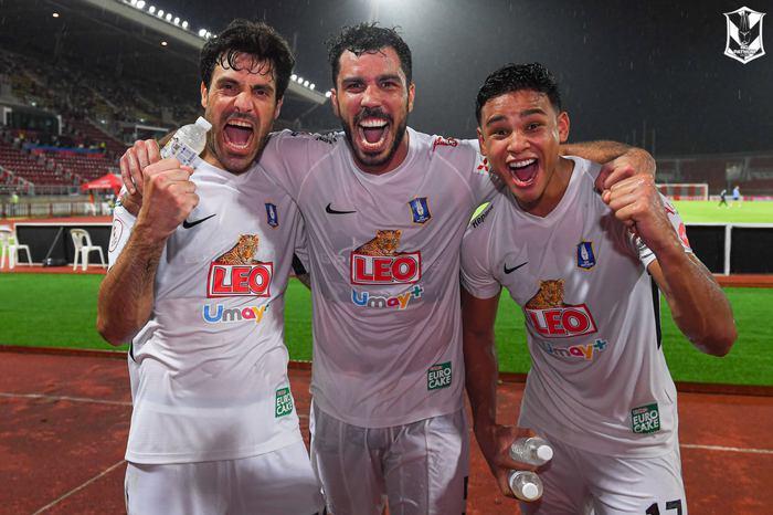 V.League đang đi trên con đường của Thái Lan để cứu vớt mùa giải 2021 - Ảnh 1.