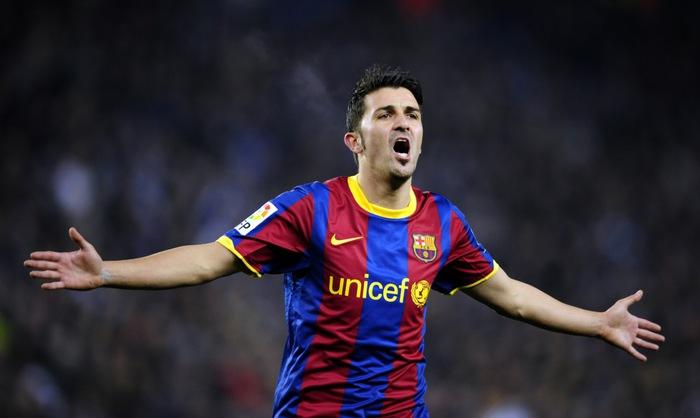 5 ngôi sao bị Messi làm lu mờ trong màu áo Barcelona - Ảnh 4.