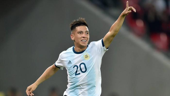 Preview ĐT bóng đá Olympic Argentina: Niềm cảm hứng từ chức vô địch Copa America, tấm huy chương vàng Olympic 2008 của thế hệ đàn anh - Ảnh 4.