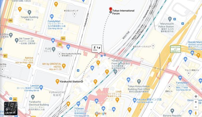 Thăm quan các địa điểm thi đấu của đoàn thể thao Việt Nam tại Olympic Tokyo 2020 - Ảnh 18.