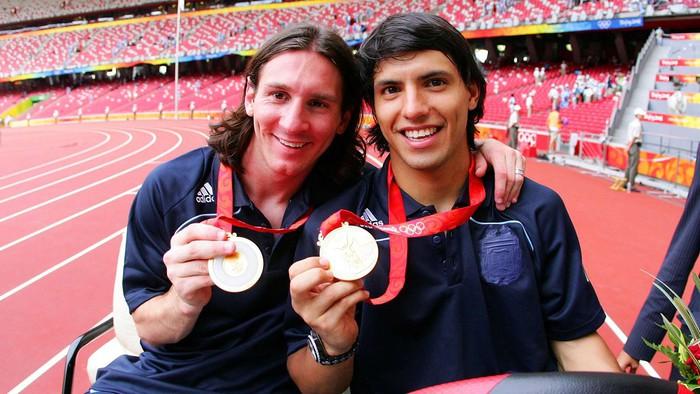 Preview ĐT bóng đá Olympic Argentina: Niềm cảm hứng từ chức vô địch Copa America, tấm huy chương vàng Olympic 2008 của thế hệ đàn anh - Ảnh 2.