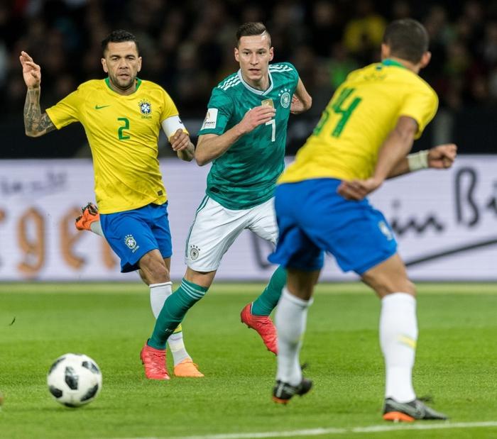 Lão tướng kinh nghiệm nhất của Olympic Brazil tỏ ra lo lắng trước ngày khởi tranh môn bóng đá nam - Ảnh 3.