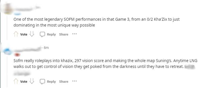 Fan quốc tế trầm trồ khi SofM đạt gần 300 điểm tầm nhìn, gọi SN là đội chơi cấu rỉa hay nhất từ trước đến nay - Ảnh 4.
