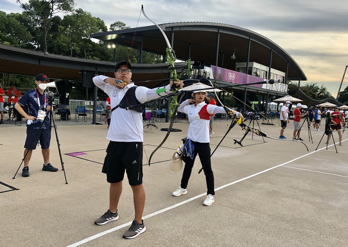 Tổng hợp thành tích 18 VĐV Việt Nam tranh tài tại Olympic Tokyo 2020 - Ảnh 6.