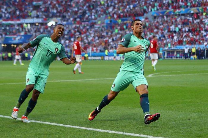 3 ngôi sao luôn đứng dưới cái bóng của Ronaldo - Ảnh 1.