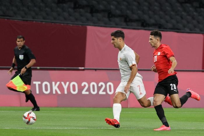 Olympic Ai Cập 0-0 Olympic Tây Ban Nha: Dàn sao Euro 2020 gây thất vọng - Ảnh 1.