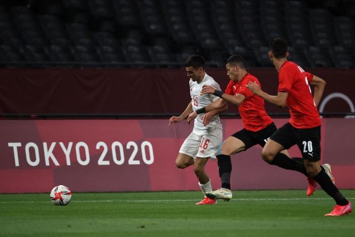 Olympic Ai Cập 0-0 Olympic Tây Ban Nha: Dàn sao Euro 2020 gây thất vọng - Ảnh 3.