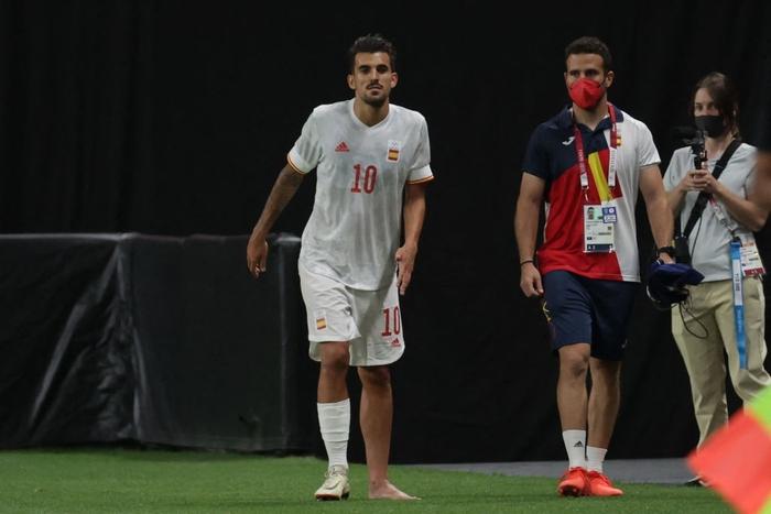 Olympic Ai Cập chơi thô bạo, Olympic Tây Ban Nha mất 2 trụ cột - Ảnh 6.