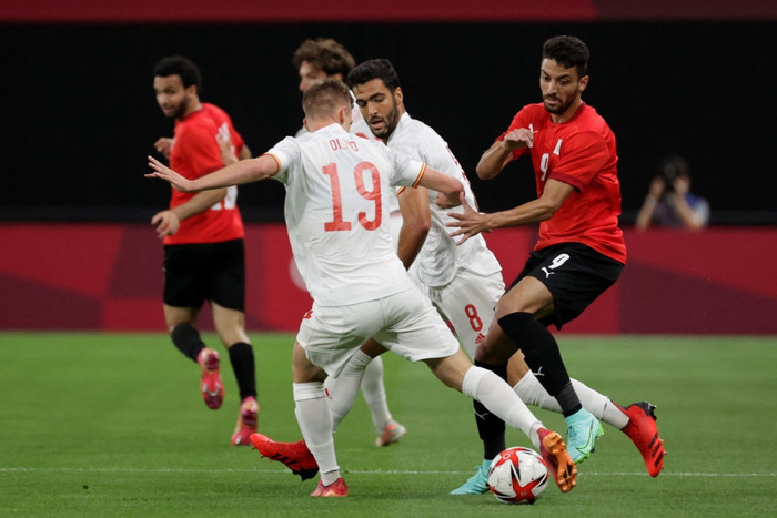 Olympic Ai Cập 0-0 Olympic Tây Ban Nha: Dàn sao Euro 2020 gây thất vọng - Ảnh 4.