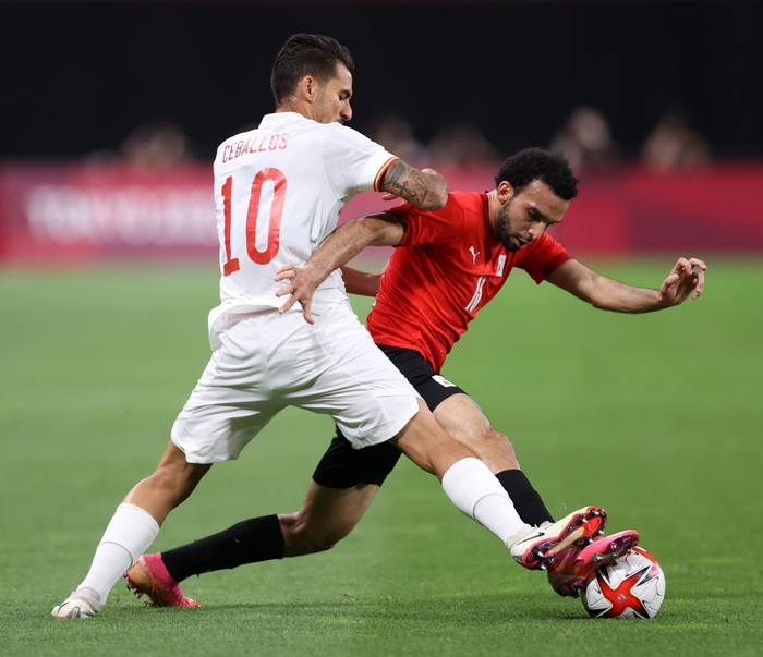 Olympic Ai Cập 0-0 Olympic Tây Ban Nha: Dàn sao Euro 2020 gây thất vọng - Ảnh 6.