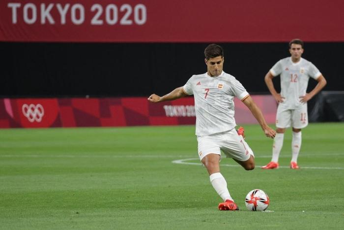 Olympic Ai Cập 0-0 Olympic Tây Ban Nha: Dàn sao Euro 2020 gây thất vọng - Ảnh 7.