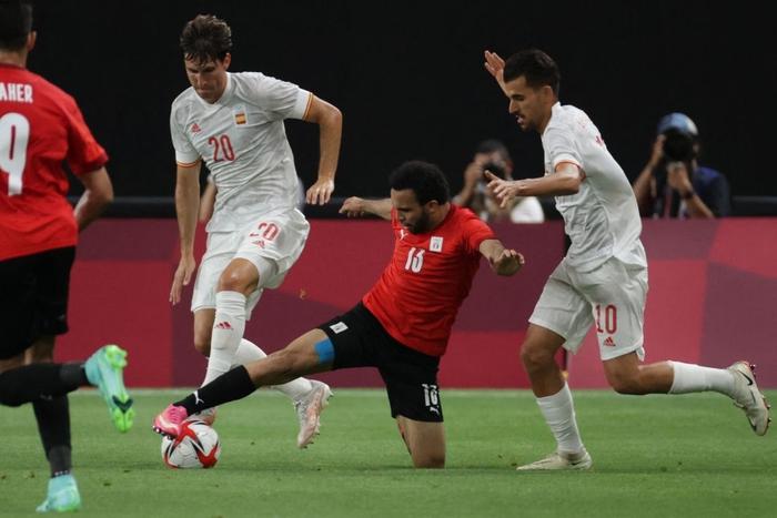 Olympic Ai Cập 0-0 Olympic Tây Ban Nha: Dàn sao Euro 2020 gây thất vọng - Ảnh 8.