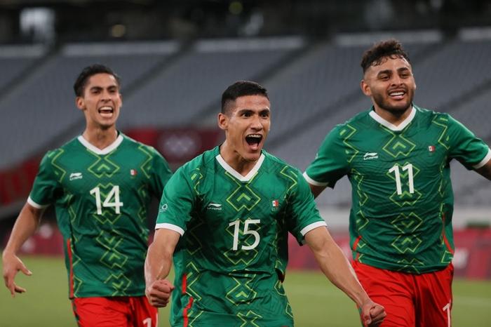 """""""Vùi dập"""" đội tuyển Pháp với tỷ số khó tin 4-1, Mexico ra quân ấn tượng tại Olympic 2020 - Ảnh 11."""