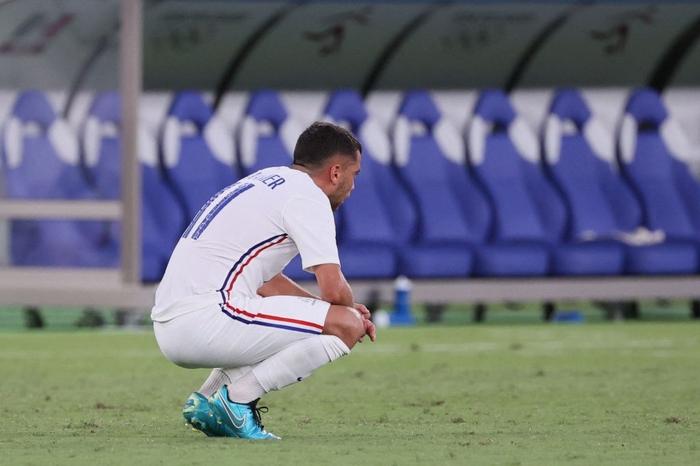 """""""Vùi dập"""" đội tuyển Pháp với tỷ số khó tin 4-1, Mexico ra quân ấn tượng tại Olympic 2020 - Ảnh 13."""