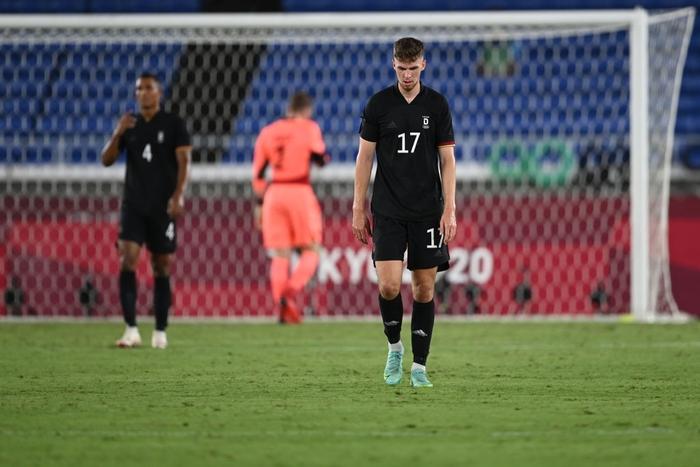 Brazil 4-2 Đức: Màn thị uy sức mạnh của ĐKVĐ Olympic - Ảnh 9.