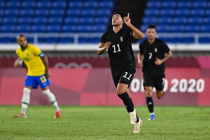 Brazil 4-2 Đức: Màn thị uy sức mạnh của ĐKVĐ Olympic - Ảnh 5.