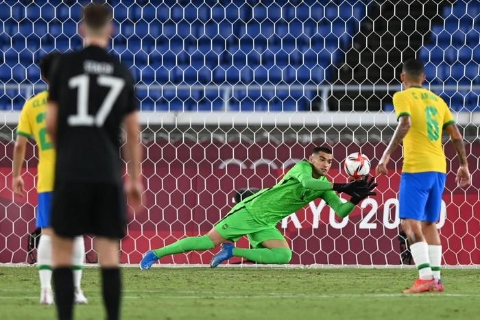 Brazil 4-2 Đức: Màn thị uy sức mạnh của ĐKVĐ Olympic - Ảnh 4.