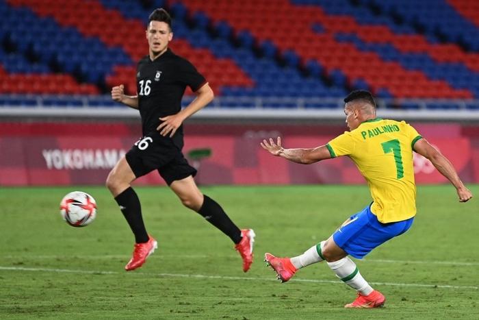 Brazil 4-2 Đức: Màn thị uy sức mạnh của ĐKVĐ Olympic - Ảnh 8.