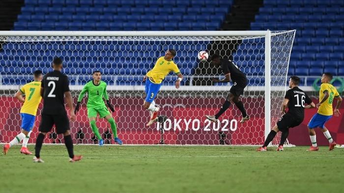 Brazil 4-2 Đức: Màn thị uy sức mạnh của ĐKVĐ Olympic - Ảnh 7.