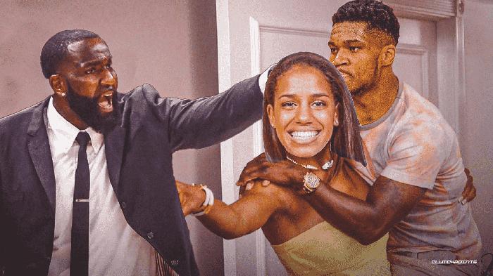 """Kendrick Perkins """"muối mặt"""" xin lỗi sau khi bị bạn gái của Giannis công kích - Ảnh 1."""
