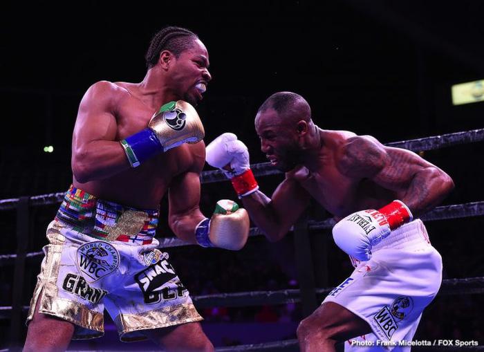 Terence Crawford vs Shawn Porter: Chiến công của WBO - Ảnh 1.