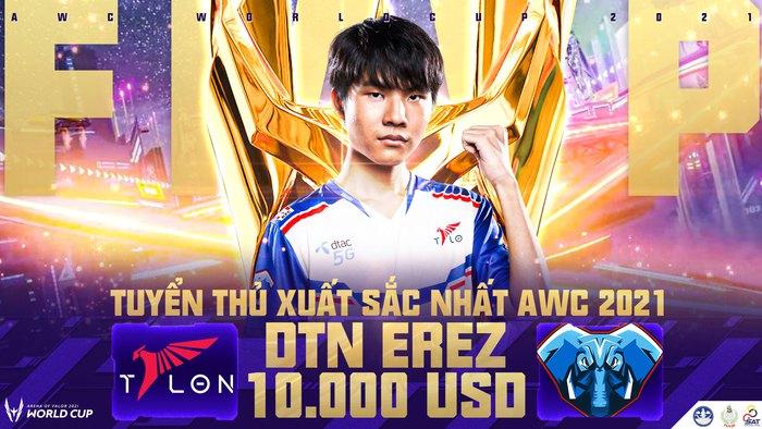 Đại diện Thái Lan dtac Talon trở thành nhà vô địch thế giới tại giải đấu AWC 2021 - Ảnh 6.
