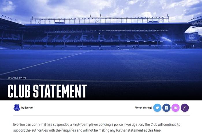 Cầu thủ Everton muốn đưa kẻ phạm tội ấu dâm ra ánh sáng - Ảnh 3.