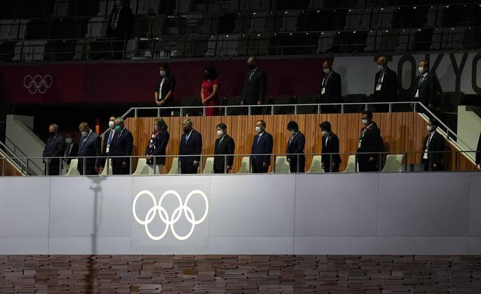 VĐV Việt Nam phấn khích trước giờ khai mạc Olympic Tokyo 2020 - Ảnh 8.