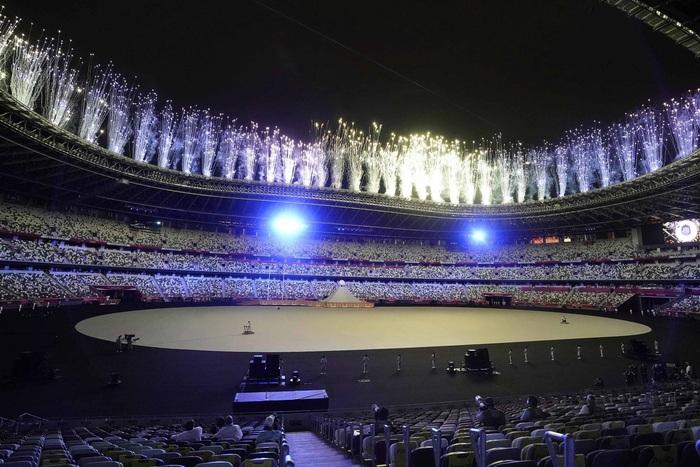 VĐV Việt Nam phấn khích trước giờ khai mạc Olympic Tokyo 2020 - Ảnh 7.