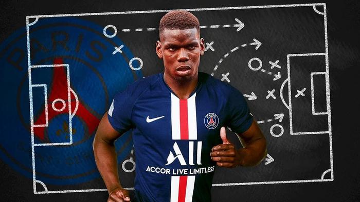 Mức lương khủng có đủ hấp dẫn Pogba để gia nhập PSG?